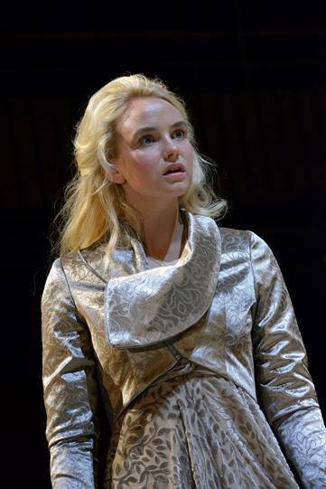 Joanna Vanderham as Desdemona