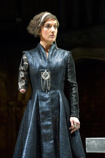 Nadia Albina as the Duke of Venice