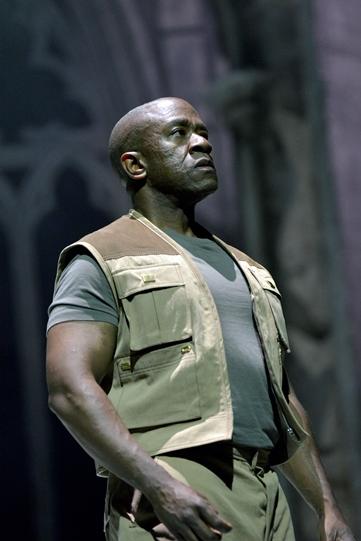 Lucian Msamati as Iago